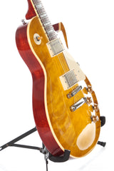 2016 Gibson Custom Shop Standard Historic 1958 Les Paul Standard Lemon Burst VOS -CLEAN-