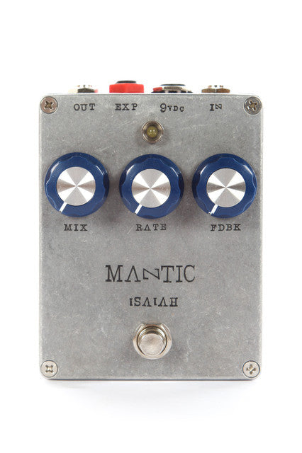 Mantic Effects Isaiah Delay