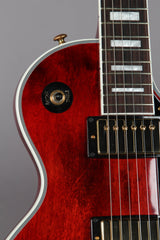 2014 Gibson Les Paul Custom Lite Wine Red -SUPER CLEAN-