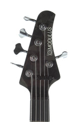2006 Modulus FB5 Funk Unlimited Flea 5 String Bass