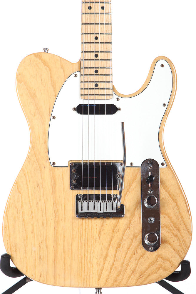 1992 fender telecaster plus deluxe natural rare factory tremolo 1992 fender telecaster plus deluxe natural rare factory tremolo freerunsca Choice Image