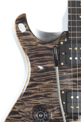 2012 PRS Paul Reed Smith Custom 24 Faded Grey Black Quilt 10 Top Left Handed Lefty