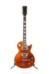 2003 Gibson Les Paul Standard Plus Root Beer Flame Top