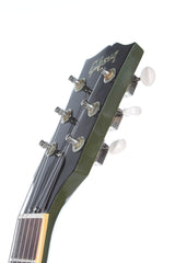 2018 Gibson Memphis Limited Edition ES-330 VOS Electric Guitar Olive Drab Green