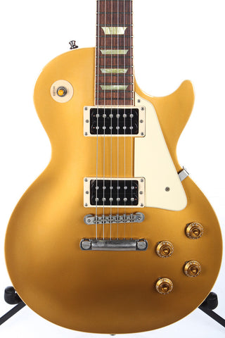 2001 Gibson Les Paul Classic Goldtop