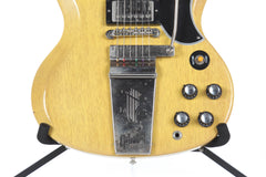 2003 Gibson Custom Shop SG Les Paul Standard VOS Historic '61 Reissue TV Yellow