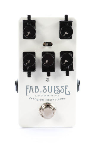 Tapestry Audio Fab Suisse Overdrive