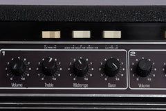 1987 Ampeg SVT HD Limited Edition Skunkworks Bass Head #458 Of 500