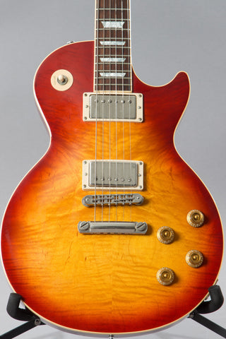 2003 Gibson Les Paul Standard Plus Heritage Cherry Sunburst