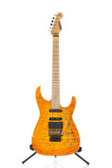 Jackson USA PC1 Phil Collen Artist Signature Rootbeer Amber Quilt Collins