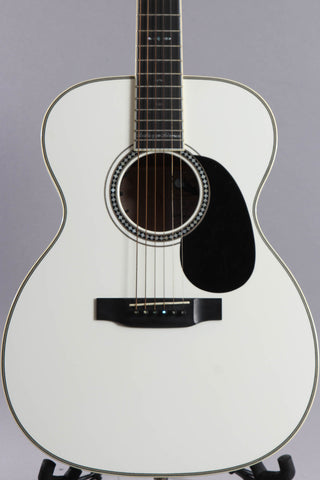 2006 Martin 000-ECHF Bellezza Bianca Acoustic Guitar #106 of 410
