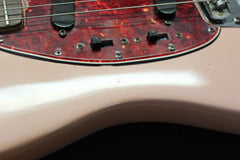 1966 Fender Mustang Shell Pink