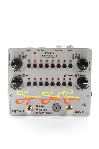 Zvex Effects Super Seek Trem Vexter