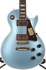 2012 Gibson Custom Shop Les Paul Custom Pelham Blue -SUPER CLEAN-