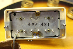 1981 Gibson Les Paul Standard Tim Shaw Pickups