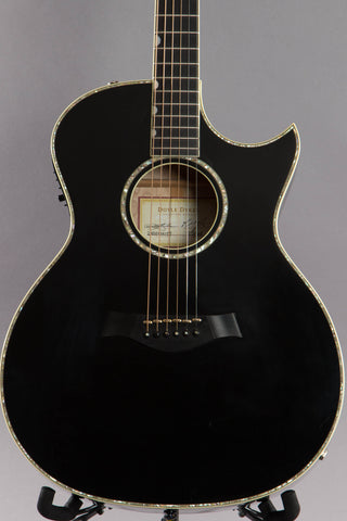 2001 Taylor DDSM Doyle Dykes Signature Model Black