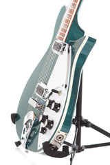 2004 Rickenbacker 620 Turquoise Electric Guitar -RARE-