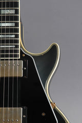 1988 Gibson Les Paul Custom Ebony Black Beauty