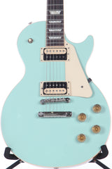 2017 Gibson Les Paul Classic Surf Green Electric Guitar