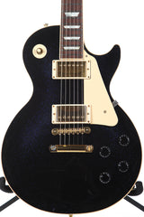 1993 Gibson Custom Shop Les Paul Standard Brunswick Blue Sparkle -TOM MURPHY PAINTED-