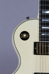 1993 Gibson Les Paul Custom White