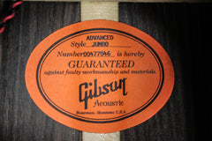 2007 Gibson Advanced Jumbo 12 String Acoustic Guitar