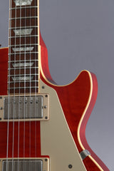 1998 Gibson Custom Shop Historic Les Paul 1958 Reissue '58 Sweet Cherry Flame Top