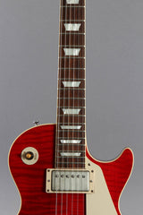 2015 Gibson Custom Shop CS7 50's Style Les Paul Standard VOS Cherry Fade