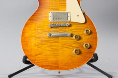 2016 Gibson Custom Shop True Historic '59 Les Paul Aged Relic Kentucky Bourbon Fade