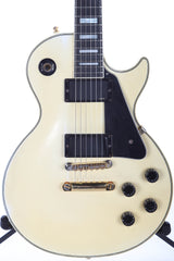 1990 Gibson Les Paul Custom White with EMG's
