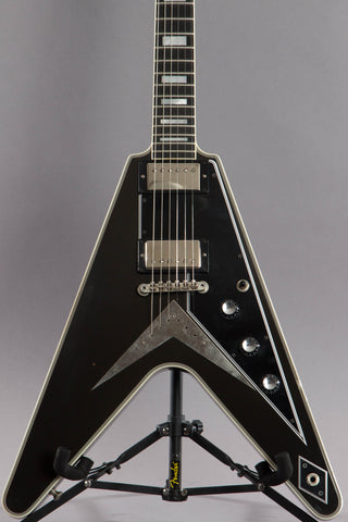 2009 Gibson Custom Shop Flying V Custom Gun Metal Grey