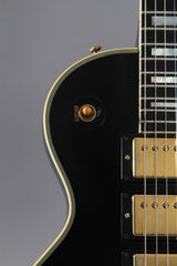 2010 Gibson Custom Shop Les Paul Custom 1957 Reissue 57 3 Pick-up Black Beauty  ~Video Of Guitar~