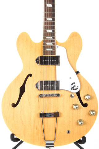 2013 Epiphone Elitist 1965 Casino Natural -MADE IN JAPAN-