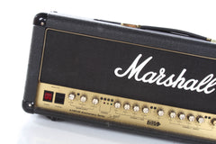 1996 Marshall 6100 LM 30th Anniversary 100W Tube Head with Foot-switch