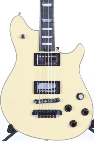 2013 EVH USA Wolfgang Custom Set Neck Vintage White Electric Guitar