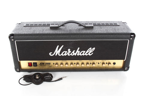 2002 Marshall JCM 2000 DSL 100 Watt Tube Head