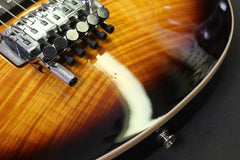 1998 Peavey USA EVH Wolfgang Standard Tobacco Burst Flame Top