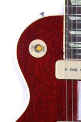 1993 Gibson Les Paul Limited Edition Mahogany Top P90's #138/200