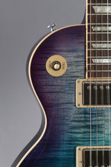 2018 Gibson Limited Edition Les Paul Traditional Blueberry Burst ~Video Of Guitar~
