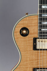2014 Gibson Custom Shop Les Paul Custom Natural Flame Top