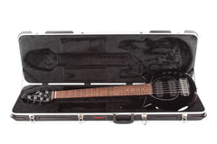 2014 Ernie Ball Music Man Bongo 6HH 6 String Bass Black