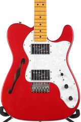2011 American Vintage 72 Thinline Telecaster Candy Apple Red Tele