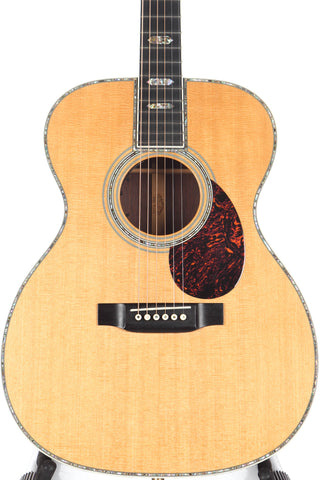 2006 Martin Custom Shop OM-45 Acoustic Electric Guitar