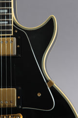 1981 Gibson Les Paul Custom Black Beauty Ebony