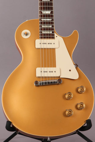 2012 Gibson Custom Shop Les Paul Historic '54 Reissue 1954 R4 Goldtop ~Video Of Guitar~
