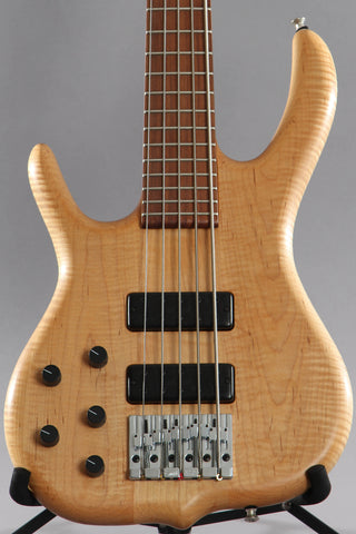 1999 Left Handed Ken Smith BSR 5 String Bass