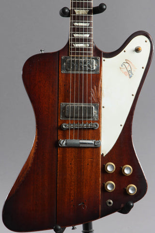 Gibson Custom Shop Johnny Winter Signature '63 Firebird V Tom Murphy Aged