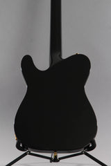 2016 Fender Custom Shop 1967 Telecaster NOS Ebony Black Masterbuilt by Yuriy Shishkov ~Video Of Guitar~