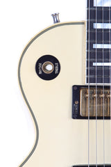 1984 Gibson Les Paul Custom White -TIM SHAW PICKUPS-