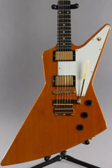 2007 Gibson Explorer Guitar Of The Week #43 With Vibrola Natural ~Video Of Guitar~
